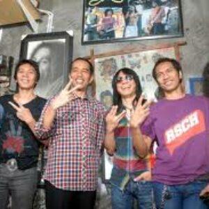 Jokowi Ingin Slank Tetap Netral
