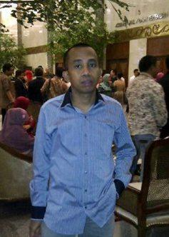 syarif ahmad M.Si