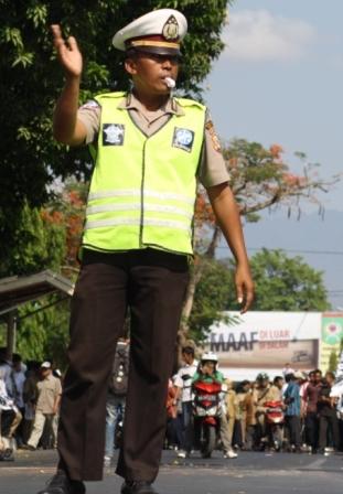 Polsek Bima Kota akan menurunkan personilnya untuk mengamankan lebaran