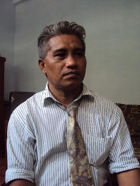 Drs. Arif Sukirman, M.Si