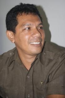 Anggota Komisi C DPRD Kota Bima, Alfian Indrawirawan, S.Adm. Foto: Bin