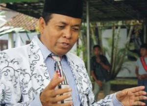 Ketua PGRI Kota Bima, Drs. H. Sudirman H. Ismail, M.SI.