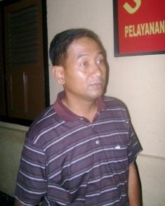 Kapolres Bima Kota, AKBP Kumbul KS, SH, S.IK. Foto. Arief