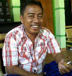 Ketua Komisi B DPRD Kota Bima, Drs. Taufik H. A. Karim. Foto: Bin