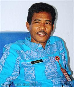 Asisten Setda Kota Bima, Drs. M. Farid M.Si