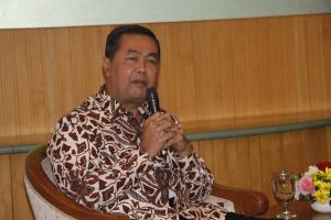 Wakil Menteri Pendidikan dan Kebudayaan RI Prof. Dr. Ir. Musliar Kasim M.S