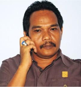 Sudirman Dj, SH, Anggota DPRD Kota Bima. Foto: BIN