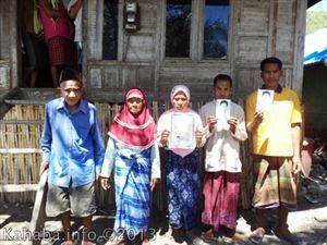 keluarga korban terduga terorisme sirajuddin
