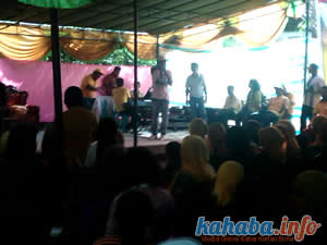 Krisna PNS Kota Bima ikut kampanye politik