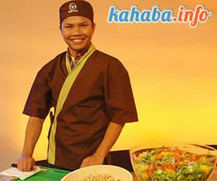 chef muhammad sarjan