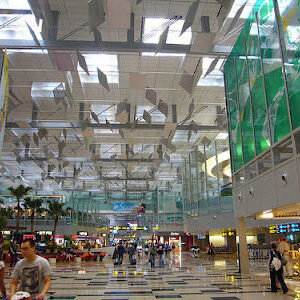 Singapore Changi Airport. Foto: goopel.blogspot.com
