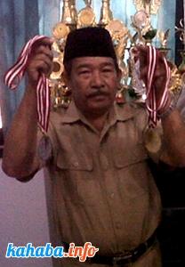 kepala sekolah SMAN 2 Kobi