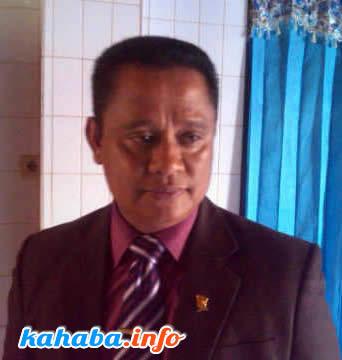 Kadis Dikpora Drs H Zubaer
