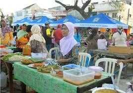 Pasar Ramadhan Kota Bima