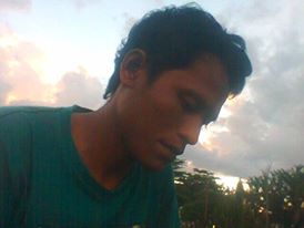 Adi Supriadi, Aktivis Liga Mahasiswa Nasional untuk Demokrasi (LMND). Foto: Agus