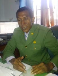 Fathurrahman, S.Ag, MH, Kasi PonPes dan Diniyah, Kementrian Agama Kabupaten Bima. Foto: Gus