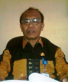 Kepala Bidang Aset DPPKAD, Abdillah, S.Sos. Foto: Bin