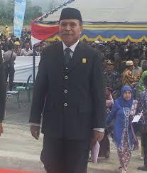 Drs. H. Muhtar Yasin, M.Si. KEtua Komisi A DPRD Kota Bima.