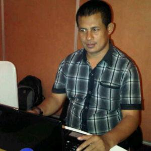 Rafidin, S.Sos, Ketua PWI Bima. Foto: Gus