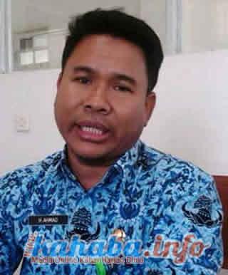 Ahmad, S.Ag, Ketua PHBI Kota Bima. Foto: Bin