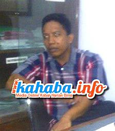Ahmad Yani Umar, SE.I, M.Pd, Ketua BK DPRD Kabupaten Bima. Foto: Gus