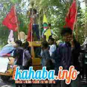 Aktivis 'Gempur' Dikpora Kabupaten Bima