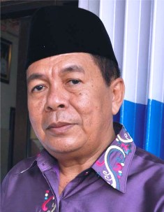 Wakil Bupati (Wabup) Bima, Drs. H. Syafruddin M. Nur, M.Pd.