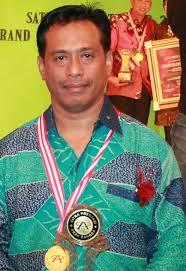 Syafrudin Lakuy, SH, Penasehat Hukum KPU Kota Bima.