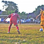 Imbang Lawan Perselobar, Persekobi Masuk Semifinal
