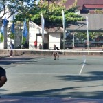 Di Tenis Lapangan, Pulau Sumbawa Catat Sejarah Baru