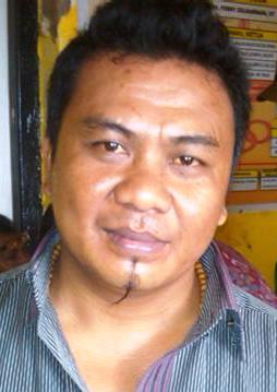 Humas KONI Kabupaten Bima, Arif Rahman, SH. Foto: Dedy