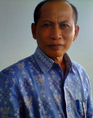 Kepala BLH Kota Bima Ir. Abdurrahman Iba. Foto: Dedy