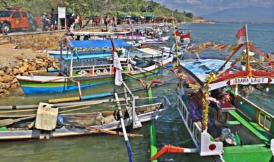 Festival Teluk Bima diadakan di Pantai Kalaki Kabupaten Bima. Foto: Bin