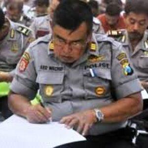 Pegang Senpi, Polisi Tes Kejiwaan