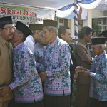 Walikota Bima Lepas 127 Calon Jamaah Haji