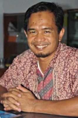 Anggota DPRD Kabupaten Bima, Ilham Yusuf. Foto: Bin