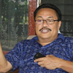 Safi'i Dipilih Calon Pimpinan Dewan, Alfian Tersingkir