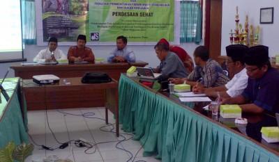 Workshop Perdesaan Sehat. Foto: Hum