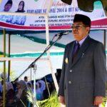 Bupati Bima Pimpin Peringatan Hari Guru Nasional