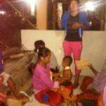 Bocah 7 Tahun Sabet Leher Batita
