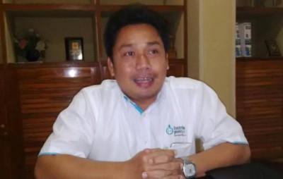 Dirut PT. PLN (Persero) Cabang Bima, Hariandi. Foto: Bin