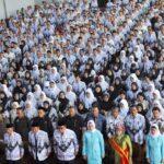 Pemkot Bima Peringati Hari Guru dengan Khidmat