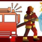 Rumah dan Motor Warga Terbakar