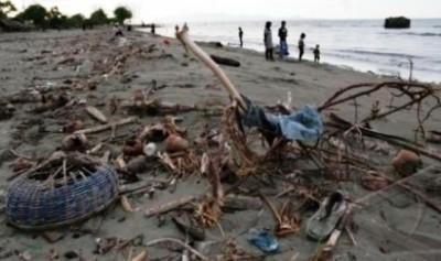 Peduli Pantai, PMII Gelar Bakti Sosial