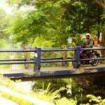 Warga Persoalkan Beton Jembatan yang Berakibat Banjir
