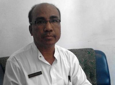 Kabid Pemberdayaan dan Bimbingan Pegawai, BKD Kabupaten Bima, Hidayaturahman S.Sos M.Si. Foto: Abu