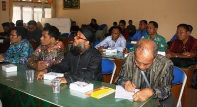 Pertemuan FKUB dan para tokoh Agama di Bali. Foto: Erde