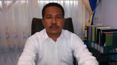 Kepala DPPKAD Kota Bima Muhtar Landa, Foto: Bin