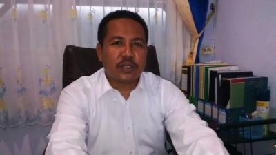 Kepala DPPKAD Kota Bima Muhtar Landa. Foto: Bin