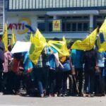 Listik Sering Padam, PMII Demo PLN